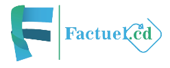 Logo Factuel.cd