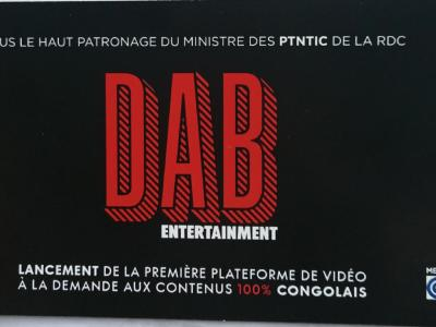 Invitation DAB entertainment