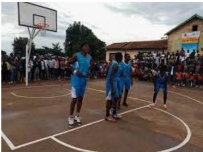 Basketeurs de Kananga
